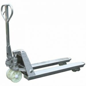 ACS20B Wide Stainless Steel Hand Pallet Truck