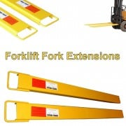 5″ Forklift Fork Extensions (72″ Reach)