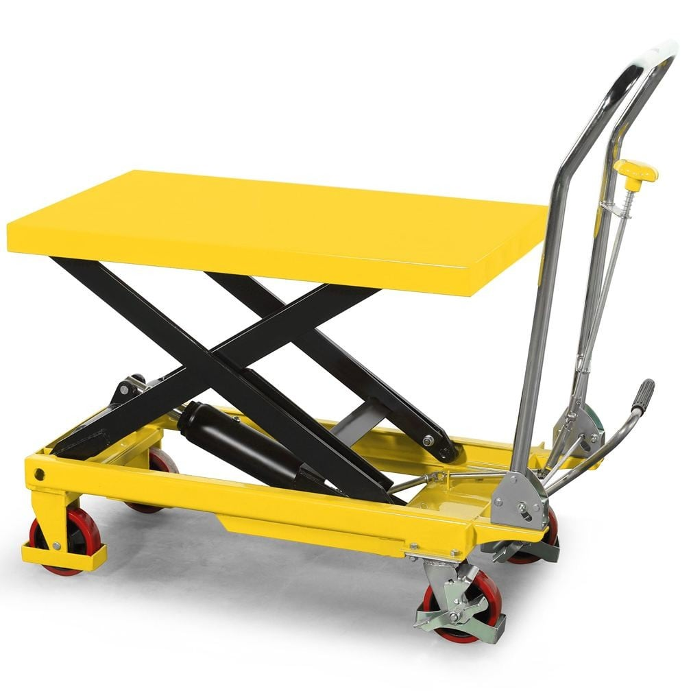 TF30 - A 300kg capacity scissor lift table. This lift ...