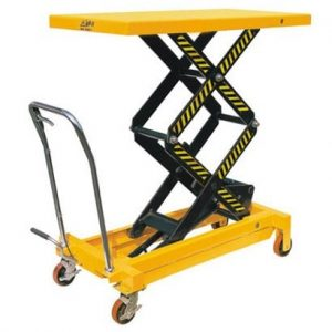 800kg Double Scissor lift table