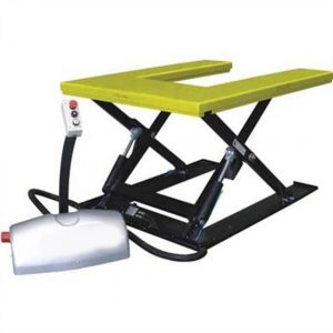 HTF-U 1000kg U Shaped Static Electric Lift Table