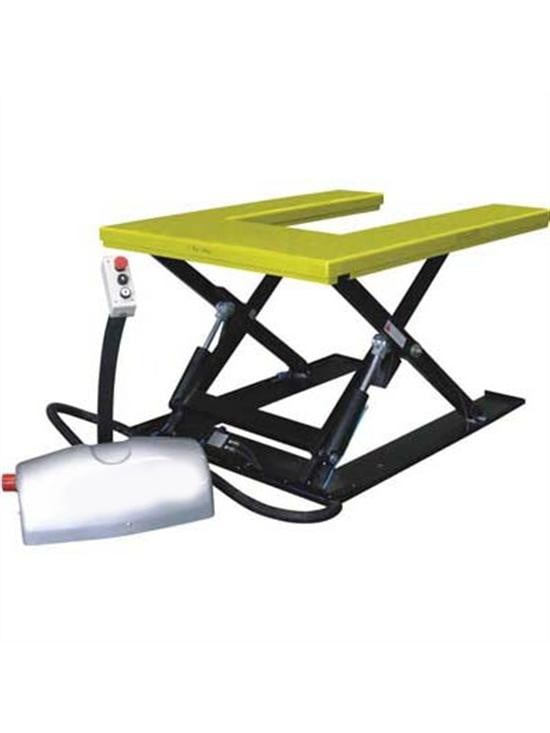 HTF-U 1000kg U Shaped Static Electric Lift Table