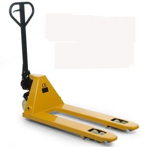 Hand Pallet Truck with Nylon Wheels
