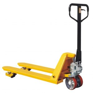 Wide Traverse Side Roller Pallet Truck AC-TWO-B
