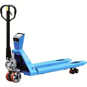 Wider Weighing Scale Pallet Truck