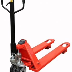 Wide Check Weighing Pallet Truck Scale