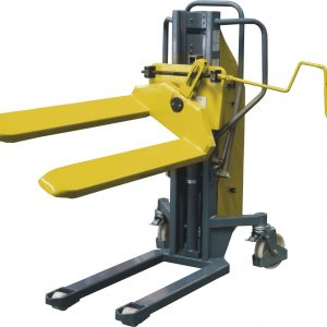 Electric High Lift Pallet Truck With Tilt Facility