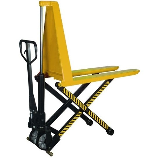 Single Stage High Lift Pallet Truck