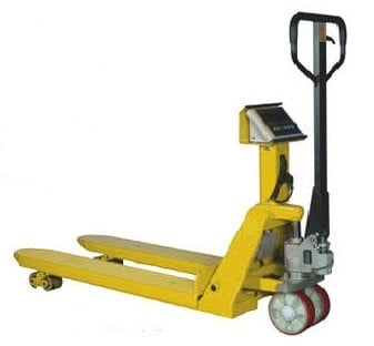 Weigh Scale Pallet Truck SACW-540
