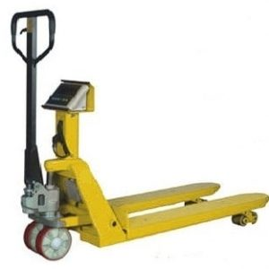 Weighing Scale Pallet Truck SACW-568