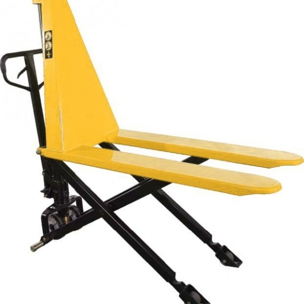 ACX10M-B Wide Manual Scissor Lift Pallet Truck