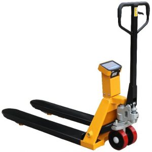 WSPT1B Wider Weighing Scale Pallet Truck