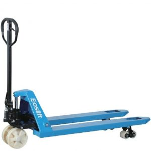 Eoslift Wide Hand Pallet Truck with Nylon Wheels