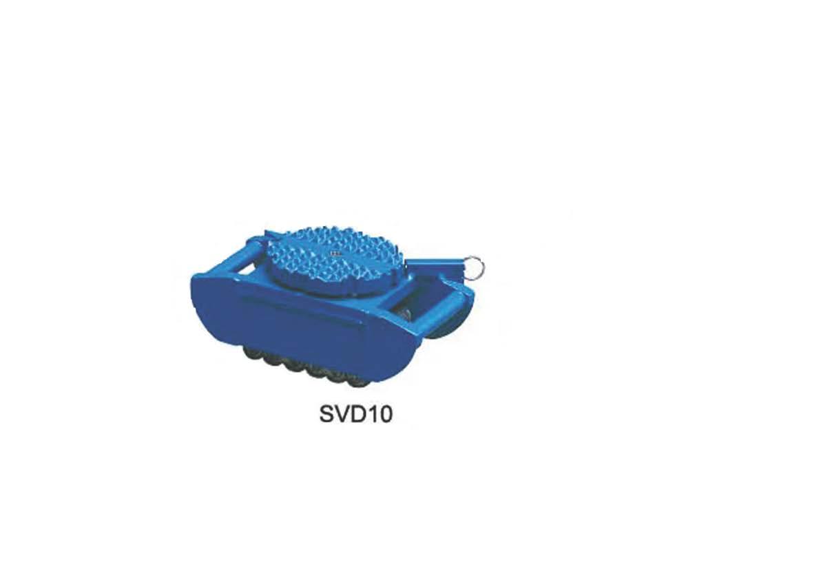 Svd15 Swivel Roller Skates Pallet Trucks Uk