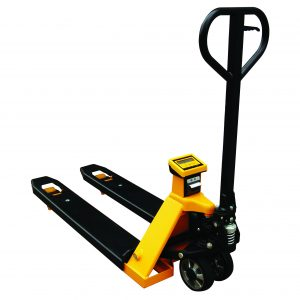 ZFP20S Weigh Scale Pallet Truck With Printer