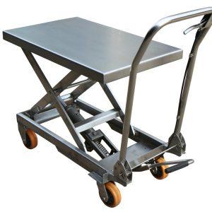 Stainless Steel Scissor Lift Table BSS20