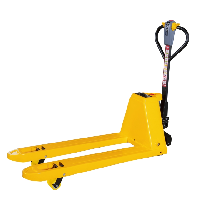 1500kg Fully Electric Pallet Truck