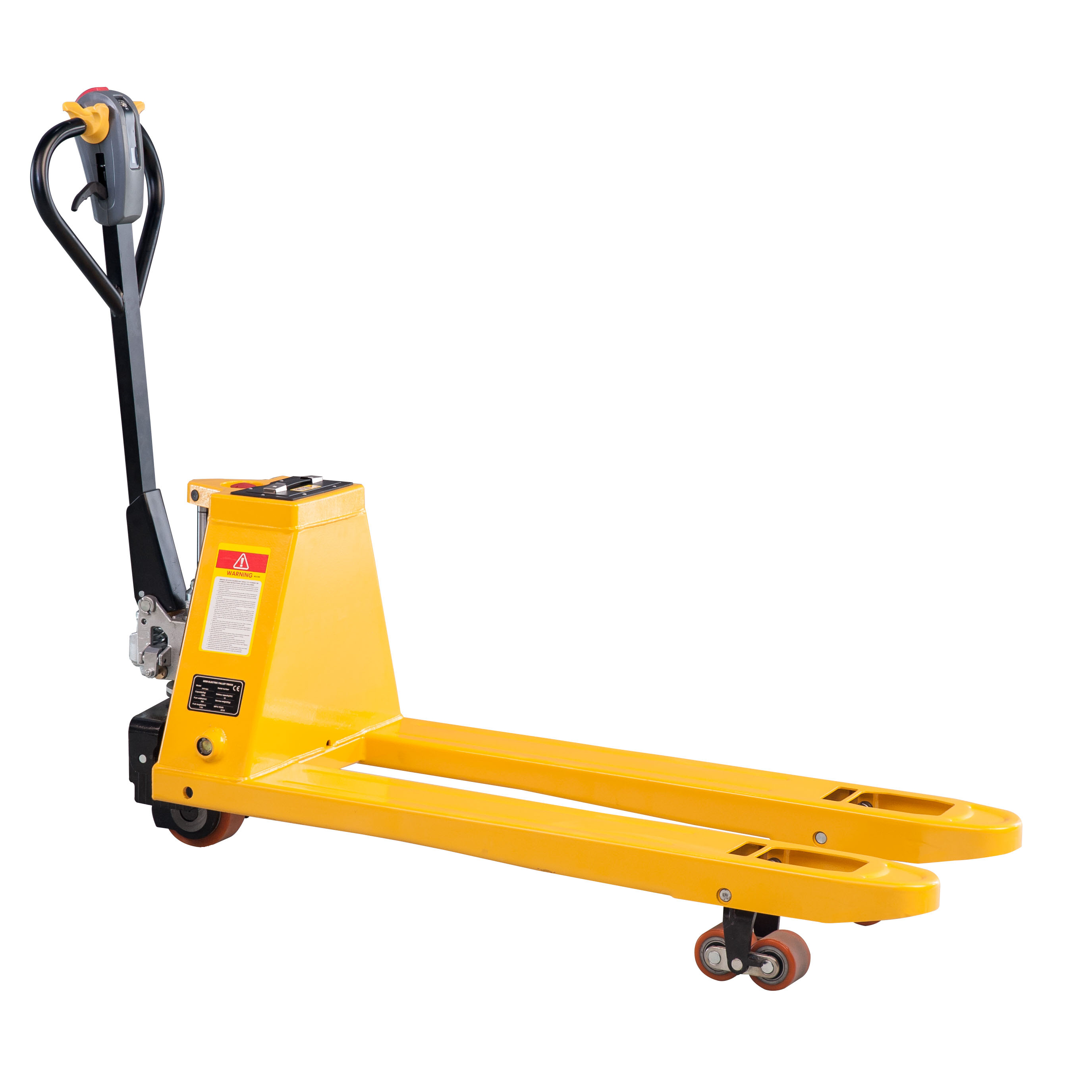 MID-PPT18 Semi-Electric Pallet Truck
